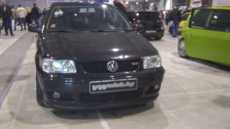 Volkswagen Polo 6n2 GTi (2000)