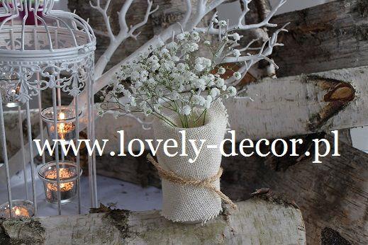 Dekoracje ślubne  #wedding #decor #ślub #dekoracje