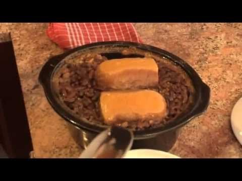 How to Cook the Best Cholent Recipe - YouTube. Dinner idea for Saturday.