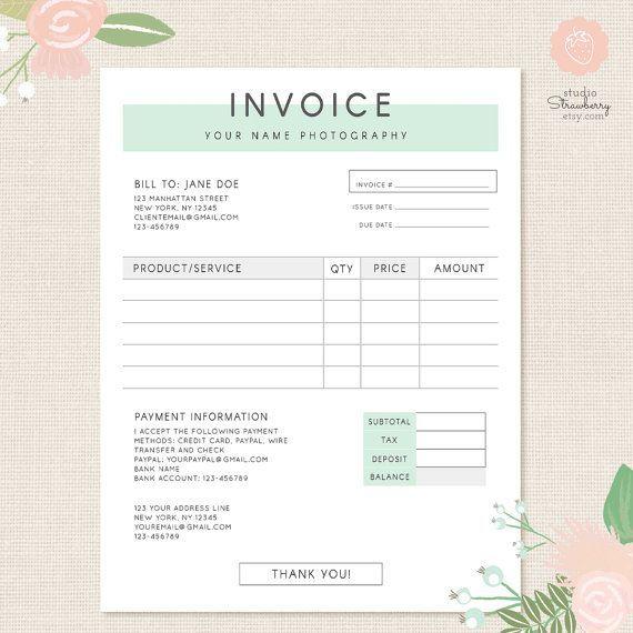 The 25+ best Invoice sample ideas on Pinterest Freelance invoice - invoice creation