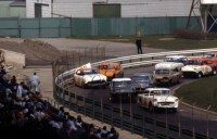 Canadian Racer,,, The first Late Models at the CNE, sometime between 1964 and 1966