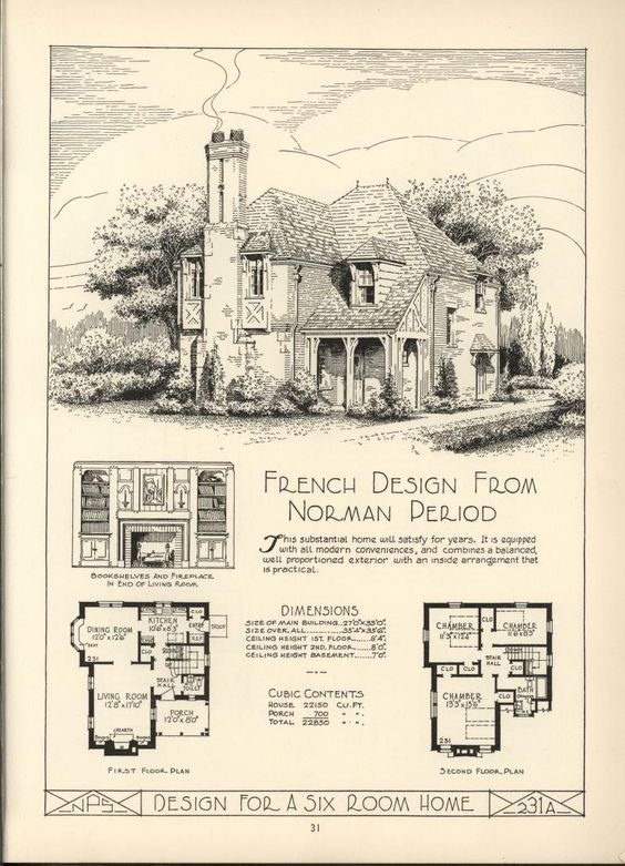 1920 s style house plans