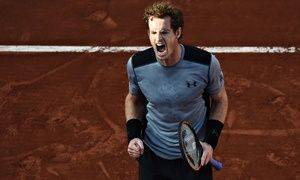 Andy Murray battles past David Ferrer to claim French Open semi-final spot http://www.theguardian.com/sport/2015/jun/03/andy-murray-david-ferrer-french-open-semi-final
