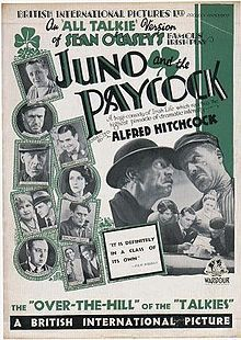 Juno and the Paycock https://en.wikipedia.org/wiki/Juno_and_the_Paycock_(film)