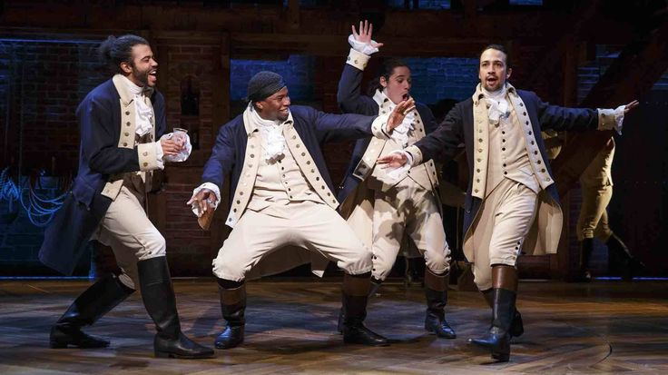 How Teachers Are Using 'Hamilton' the Musical in the Classroom | MindShift | KQED News