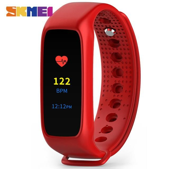 """Top Seller"" -Men Women Smart Wristband LED Color Touch Screen Fitness Tracker Digital Watches"