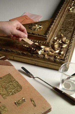 Glasses Frame Restoration : Best 25+ Antique restoration ideas on Pinterest