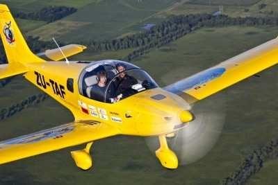 Sling LSA aircraft fun to fly!