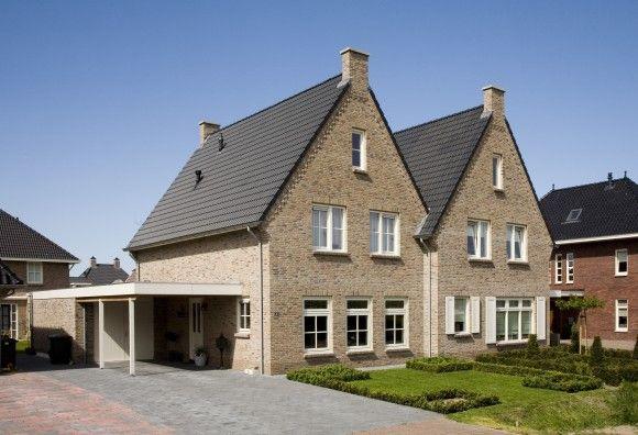 12 best images about 2 onder 1 kap on pinterest house for Prijzen nieuwbouw vrijstaande woning