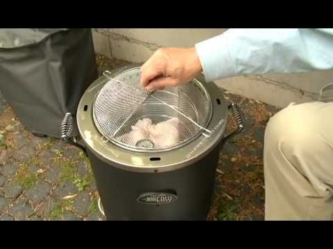 Frying Turkey with The Big Easy® Oil-Less Turkey Fryer from Char-Broil®