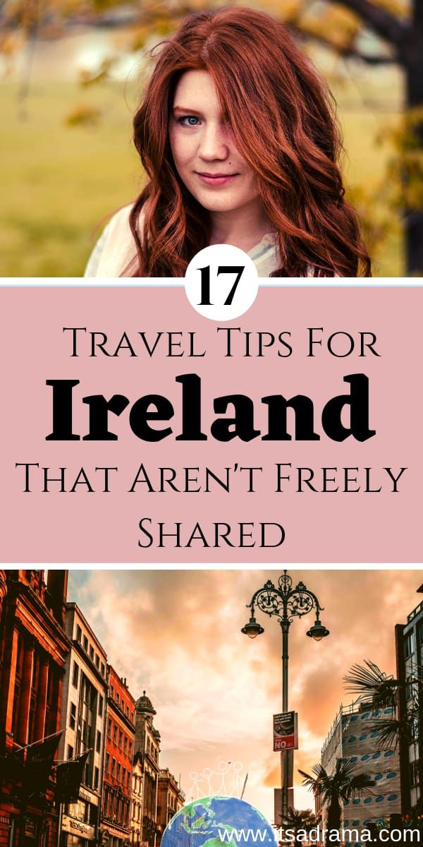 Ireland Tips For Your First Visit. (What To Fecking Expect) – It's a Drama