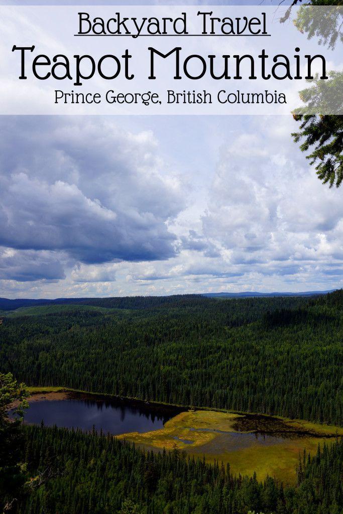 Teapot Mountain, Prince George, British Columbia, Hiking, Adventure