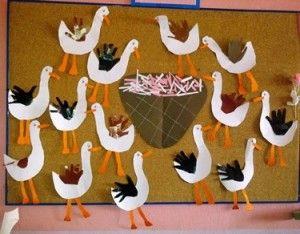 stork craft for kids