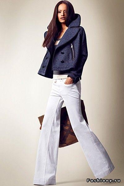 Встречаем весну в модном пальто / пальто с коротким рукавом