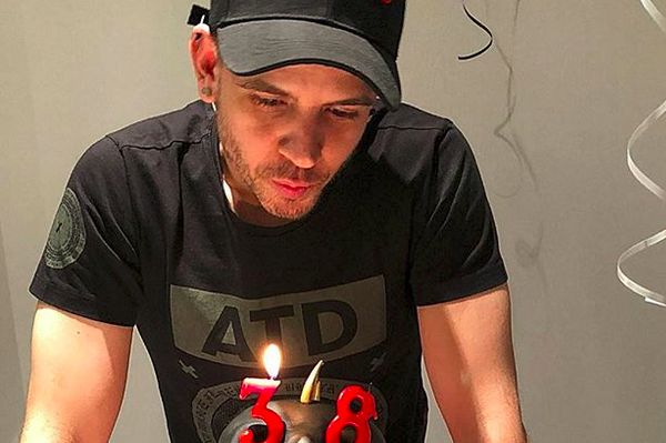 La ESTRAVAGANTE tarta de cumpleaños de Dabiz Muñoz que no ha dejado indiferente a nadie