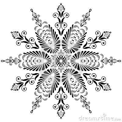 Kaleidoscopic floral pattern. Mandala #tattoos