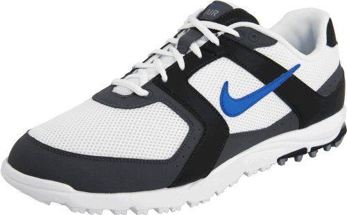 Amazon.com: Nike Golf Mens Nike Air Range WP Golf Shoe: Shoes