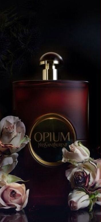 Opium Yves Saint Laurent by Olivier Jeanne-Rose .