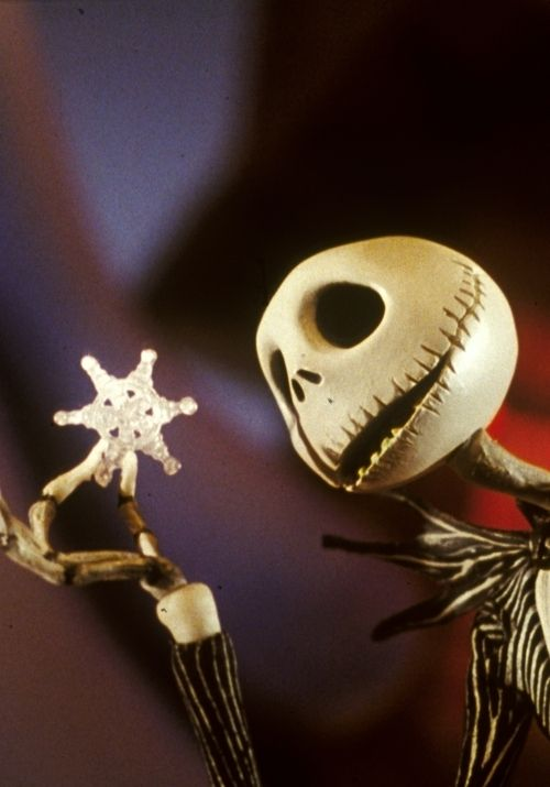 Nightmare before Christmas!