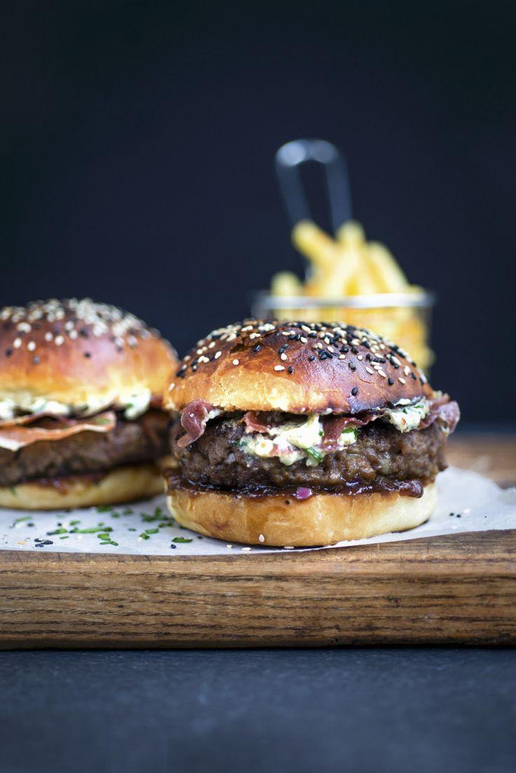 Craquez pour ces 3 délicieux healthy burgers - Le burger devient un plat sain avec de bons produits bio une viande maigre et des petits pains complets !