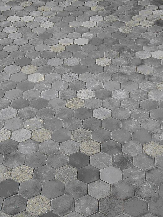 Image result for three color cement hex blend