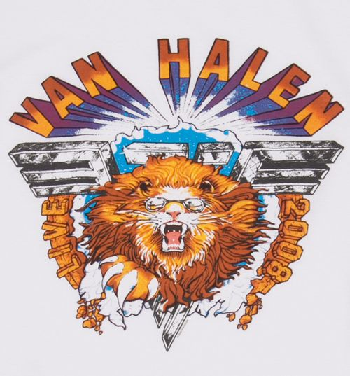Van Halen 1982 Tour Reissue
