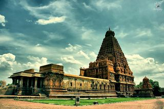 Thanjavur big temple full view | by Josh Nic photography