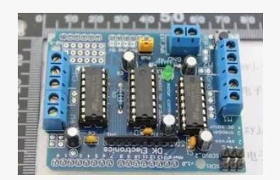 L293D Motor Drive Shield for Arduino Duemilanove Mega / UNO