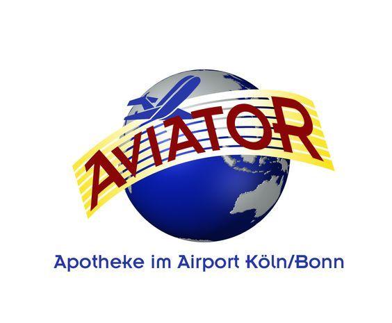 """Die AVIATOR-APOTHEKE im Business-Flughafen Köln-Bonn wurde speziell um Geschäfts-Kunden, um Leistungs-Träger gebaut. Der Vital-Bedarf und das Stress-Profil geschäftlicher Vielflieger sollte mit perfekten Gesamt-Lösungen professionell bedient werden, Wir haben das Projekt gemeinsam mit dem Architektur-Büro """"Projekt: Apotheke"""" und """"Ganz&Gar"""", Köln, erstellt."""