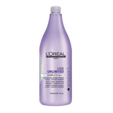 Liss Unlimited Shampoo #lorealprofessionnel #lissunlimited #shampoo #haircare
