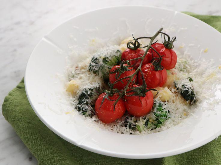 Gnocchi med sidfläsk och salvia | Recept från Köket.se