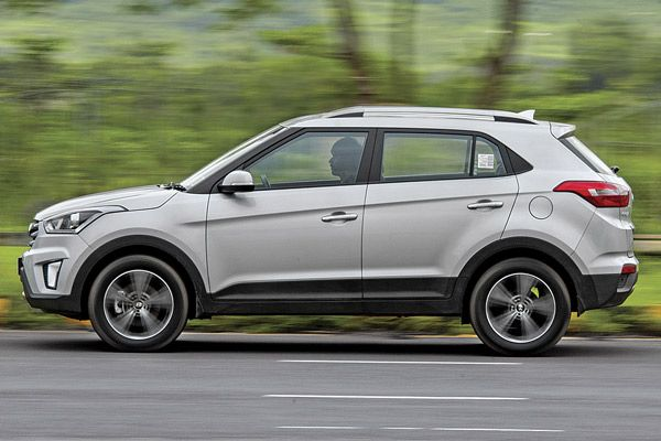 The high in demand Creta has been handling some heavy tasks in its very first month.