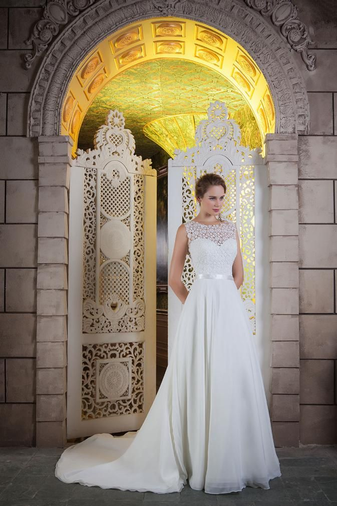 Trendy One of our all time favourite bridal gowns Esther is effortless elegant