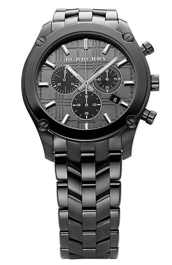 Burberry Men's Stainless Steel Watch available at Nordstrom