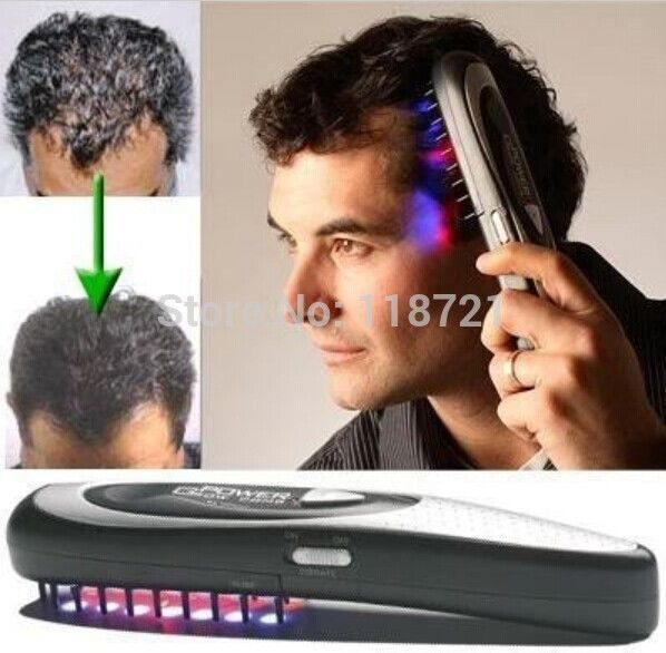 Laser treatment Comb Stop Hair Loss promotes the of new hair growth Regrowth Hai