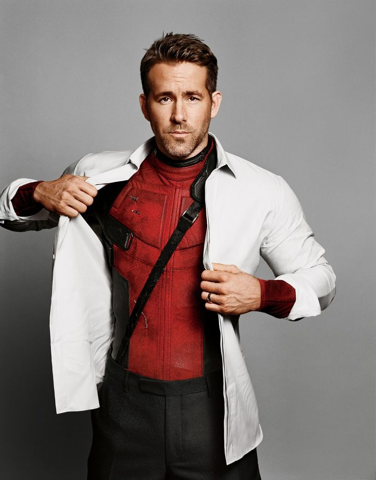 Massive movie star and now GQ Man of the Year for 2016 Ryan Reynolds walks us through the biggest year he's ever had.