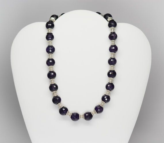 Check out this item in my Etsy shop https://www.etsy.com/listing/270086083/stunning-amethyst-necklace