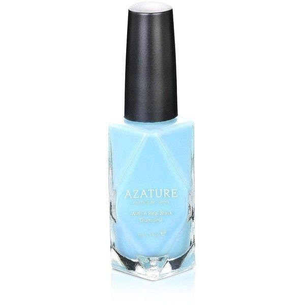Azature Nail Polish found on Polyvore featuring beauty products, nail care, nail polish, azature nail polish and azature