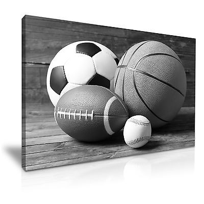 #Sports football #basketball rugby #canvas wall art picture print 76x50cm,  View more on the LINK: http://www.zeppy.io/product/gb/2/191568622495/