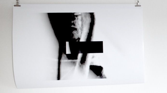 1 FRAME / EXHIBITION OF JANOS VISNYOVSZKY'S ARTWORK / VIDEO STILLS AND PHOTOS