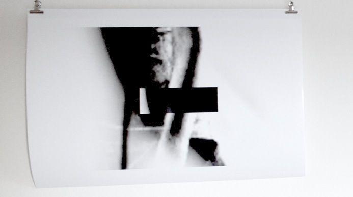 1 FRAME / EXHIBITION OF JANOS VISNYOVSZKY'S ARTWORK / VIDEO STILLS AND PHOTOS