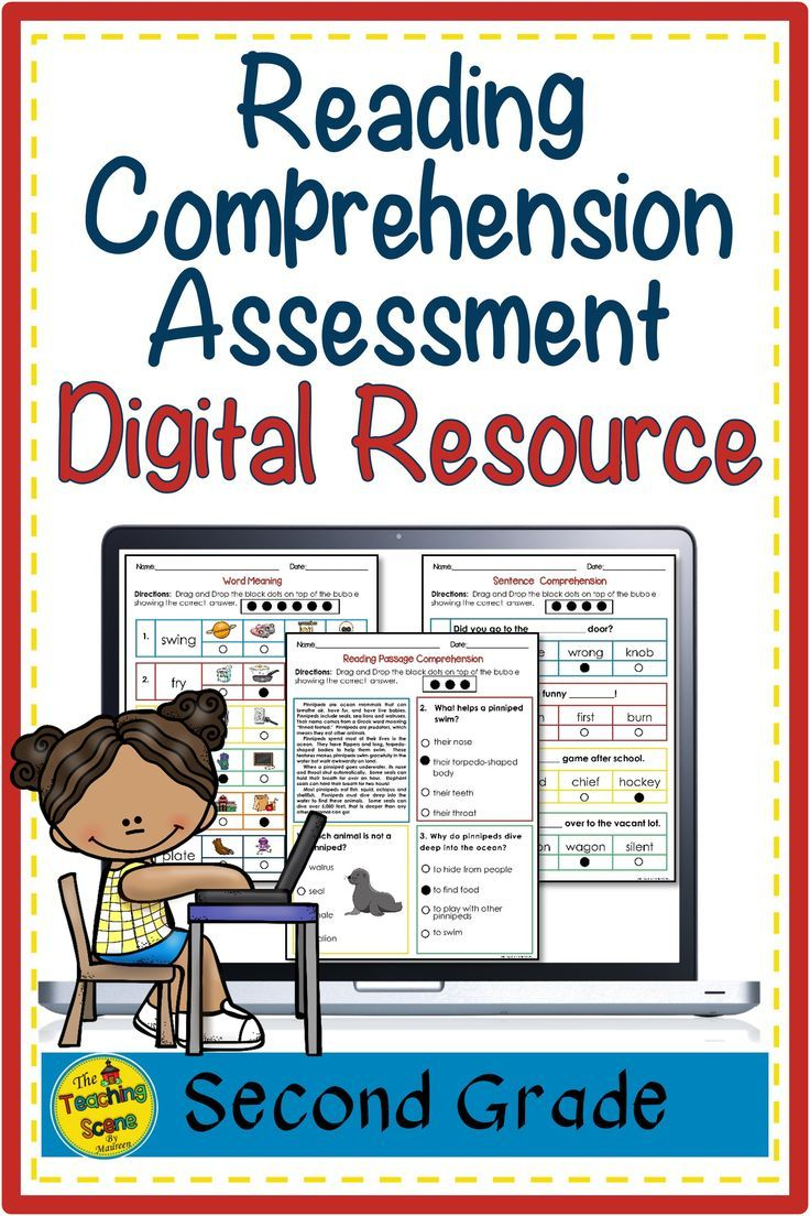 Pin On Awesome Elementary Tpt Products Reading comprehension grade apps