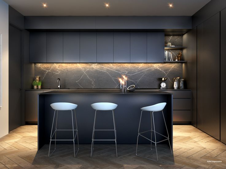 Nice splash back and cabinet colours