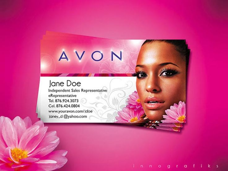The 10 best avon business cards images on pinterest avon business awesome avon business card template by using high resolution image and adding effect on avon logo this business card is simply great flashek Gallery