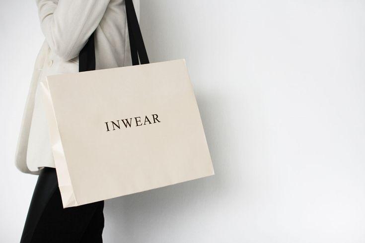 Inwear shoulder shopping bag