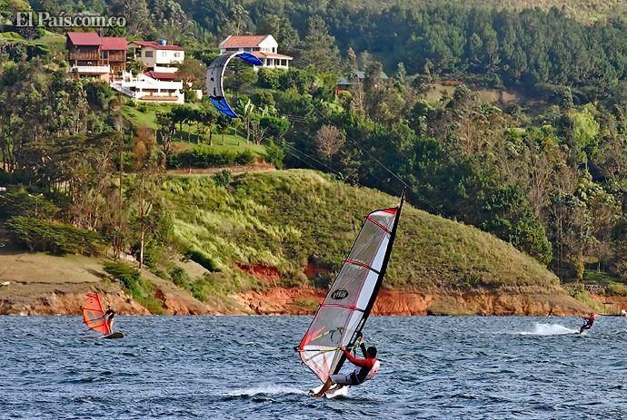 Uno de los destinos turísticos favoritos es el Lago Calima. En Calima-Darién los días 5, 6 y 7 de enero se realizará el Festival de la Alegría.