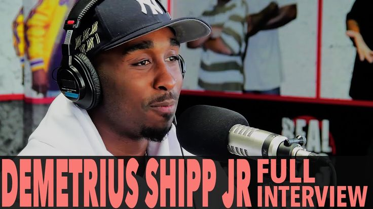 "Demetrius Shipp Jr on Playing Tupac in Movie ""All Eyez On Me"" And More! ..."