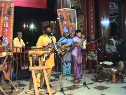 Oinanikeke (Indonesian Folksong) Swaraning Pring Ensemble_INDONESIA