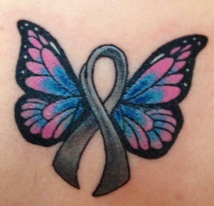 Brain cancer awareness....tattoo I would definitely get this as a tattoo, only I will choose my grandson's favorite colors when he is old enough to pick them out... Right now he is 15 months old and still fighting... So far another year of chemo for him..