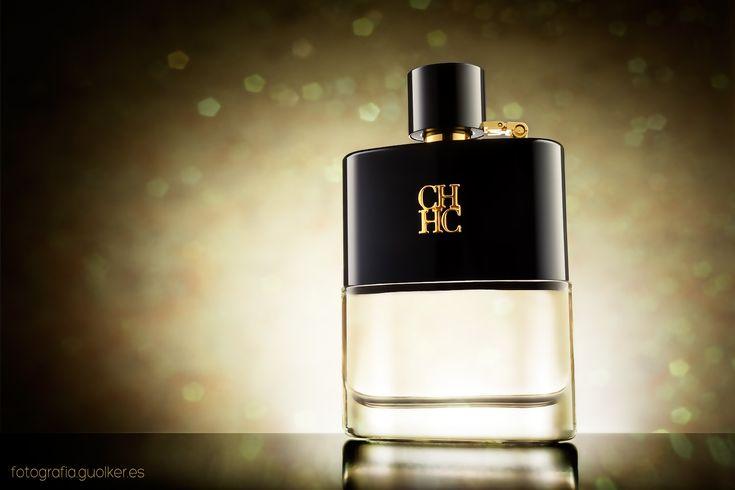 Fotografia de Producto - Perfumes Carolina Herrera